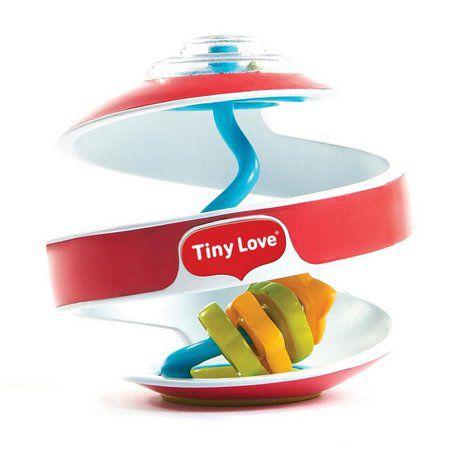 Bola de Atividades Espiral Tiny Love - Vermelha