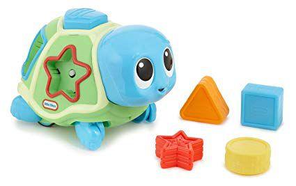 Crawl n Pop Turtle Little Tikes (Tartaruga)