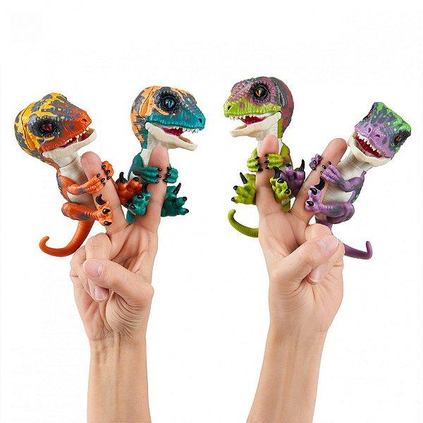 Untamed Dinossauro Interativo
