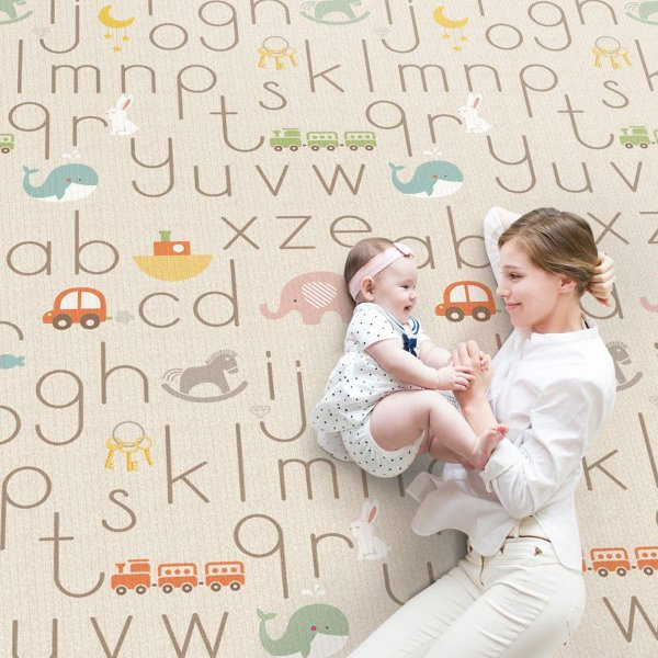 Tapete Hi Alfabeto Médio Girotondo Baby