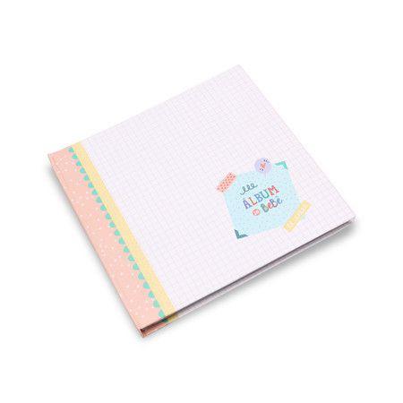 Álbum do bebê Rosa