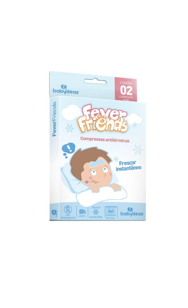 Fever Friends (3 unidades)
