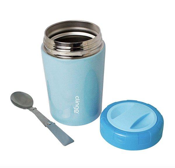 Pote térmico Premium Clingo Azul