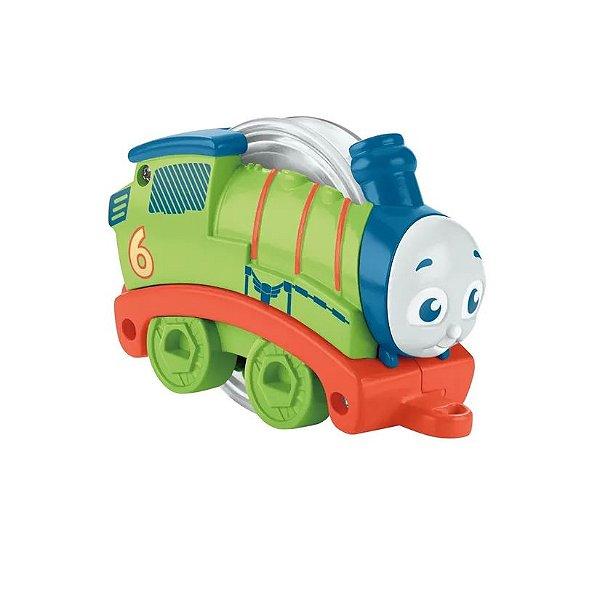 Thomas e seus Amigos Trenzinho Chocalho Verde - Mattel