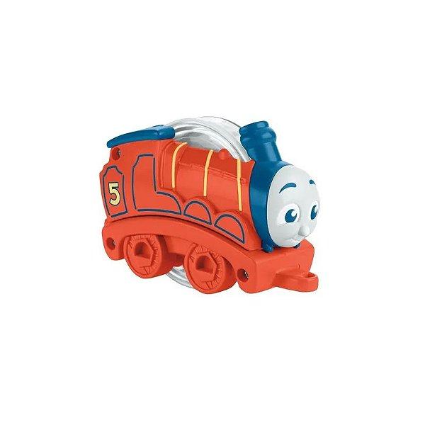 Thomas e seus Amigos Trenzinho Chocalho Vermelho - Mattel