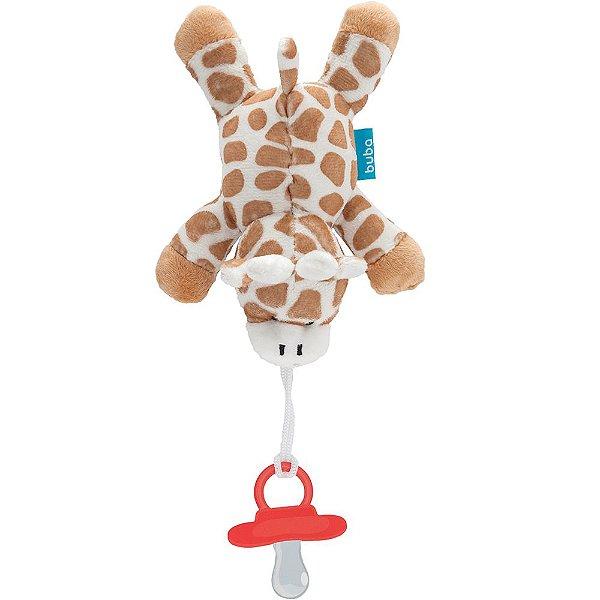 Prendedor de Chupeta Minha Girafinha