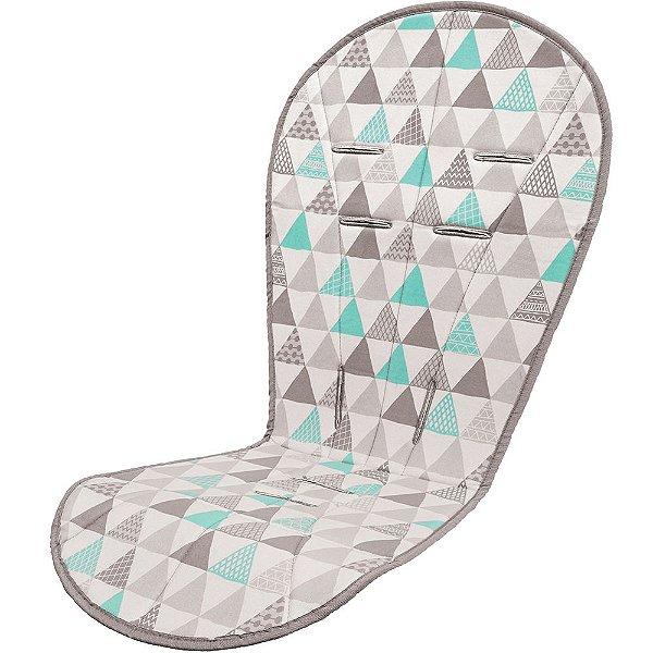 Almofada Protetora Para Carrinhos Triangulos Buba