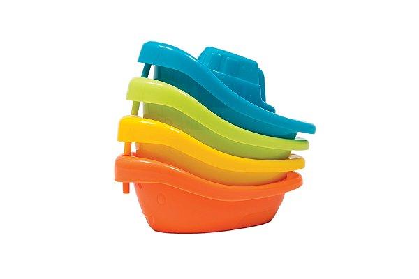 Brinquedo de Banho Barquinhos Buba