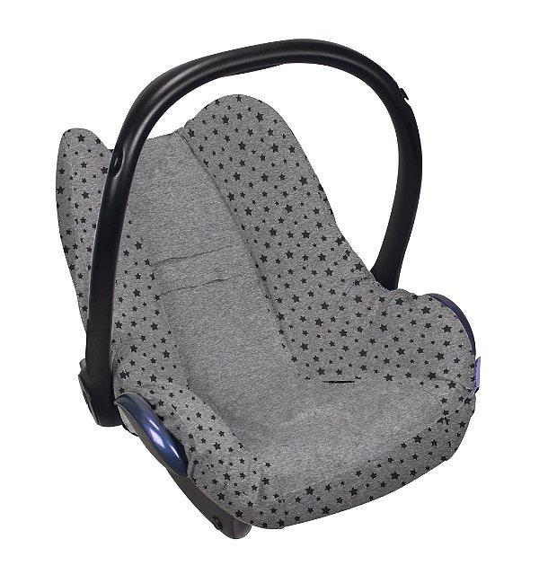 Capa para bebê conforto Estrelas Dooky
