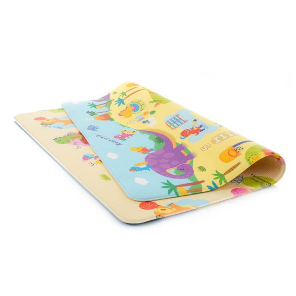 Tapete Baby Play Mat Safety 1st Dino Sport (1,25 x 1,25cm)
