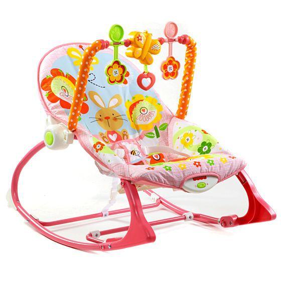 Cadeira Balanço Minha Infância Meninas