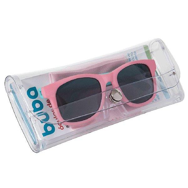 Óculos de Sol Baby Pink Color Buba