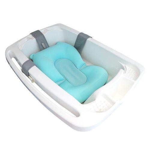 Almofada para Banho Soft Azul
