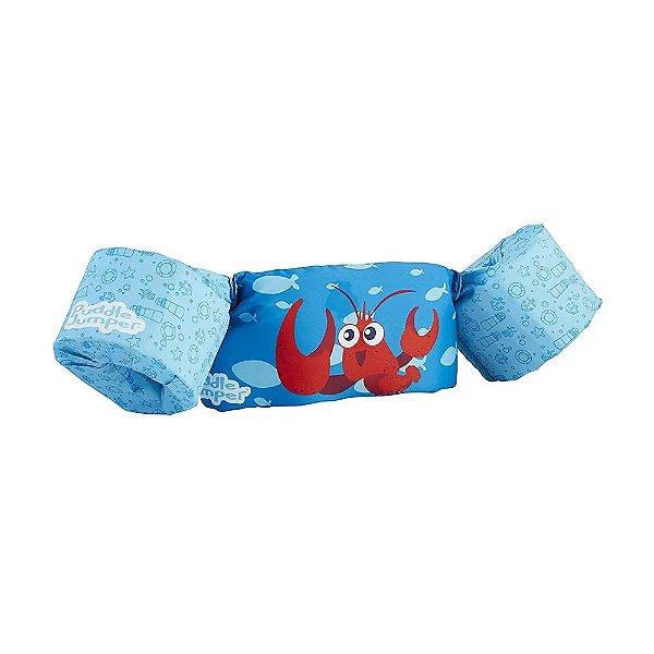 Colete Salva Vidas Lagosta Azul Puddle Jumper