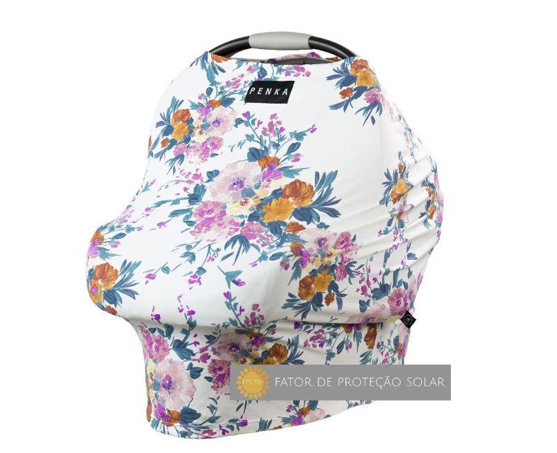 Capa Multifuncional com proteção solar Sandy