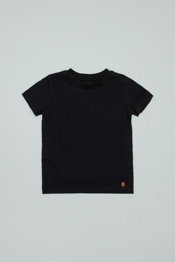 Camiseta Básica Preta Nutti