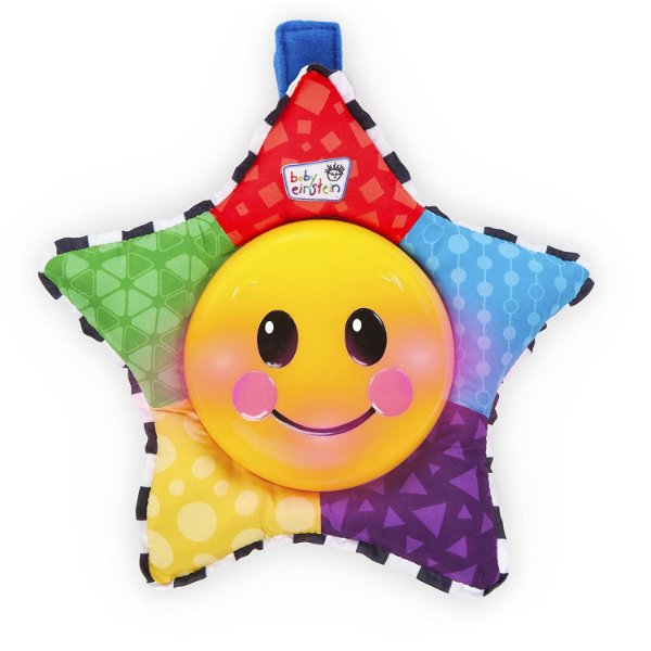 Estrela Baby Einstein Star Bright Symphony TM - Take Along Toy