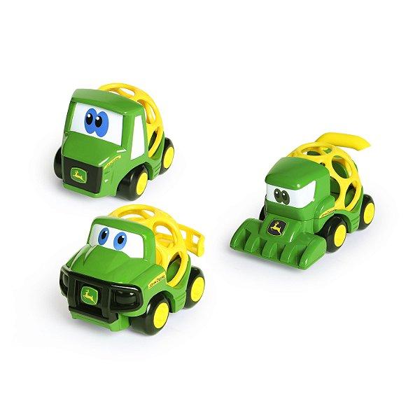Carrinhos Tough Oball Trio Vehicle Set