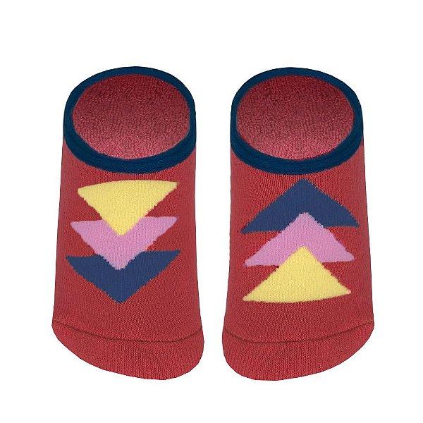 Sapameia Gumii Triângulos Tricolores