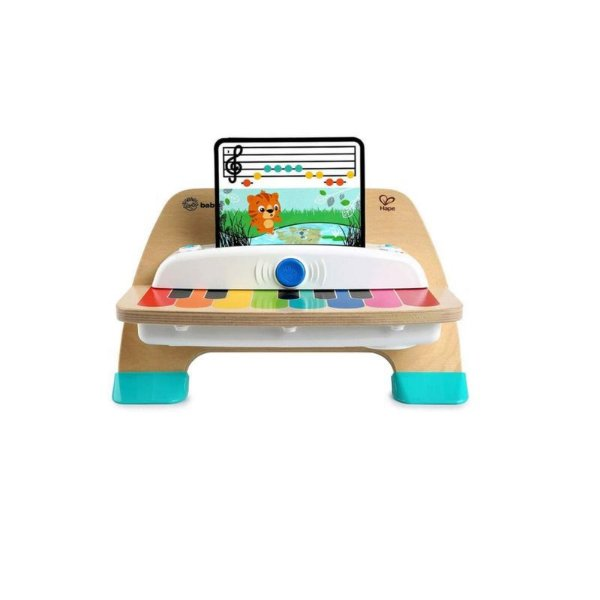 Magic Touch Piano Musical Toy Hape Brinquedo de Madeira