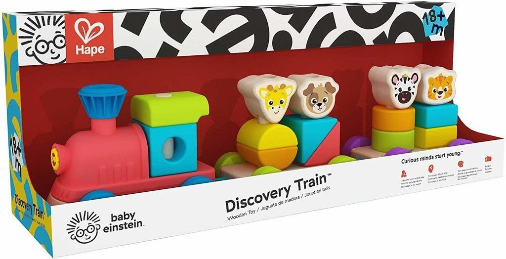 Baby Einstein Happy Discovery Train Hape