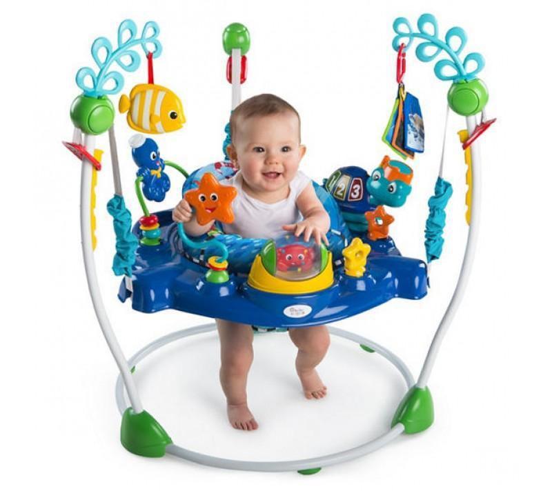 Jumper Baby Einstein Neptune S Ocean Discovery