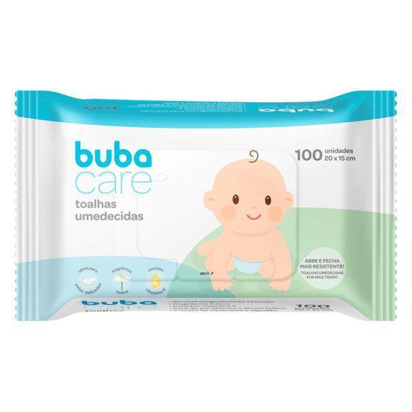 Lenços Umedecidos Baby Buba (100 unidades)