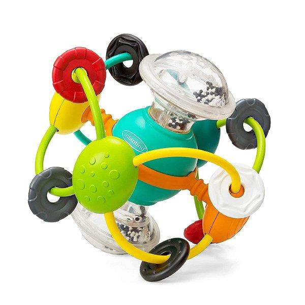 Brinquedo Bola de Atividade Interativa Infantino