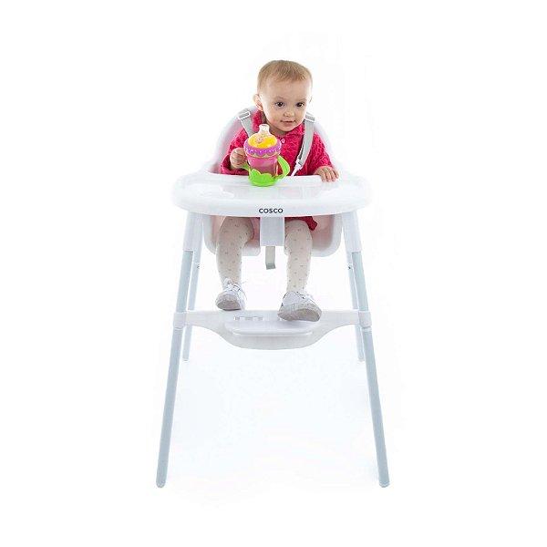 Cadeira de Refeição Cook Cosco Branca