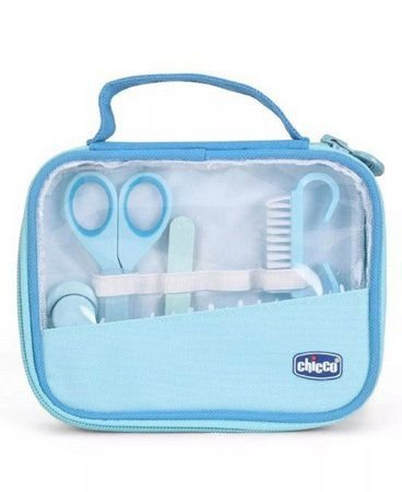 Kit Manicure Azul Chicco