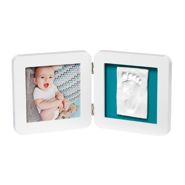 My Baby Touch Porta Retrato com Molde Single Baby Art