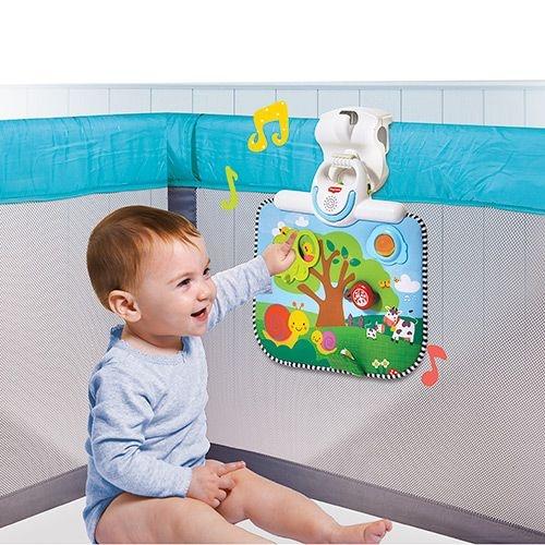 Brinquedo de Berço Dupla-Face Crib Toy Tiny Love
