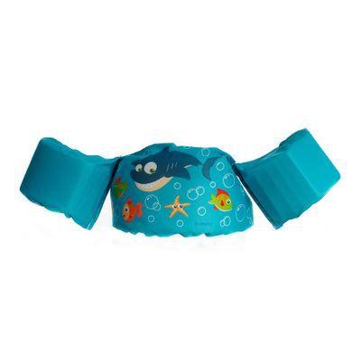 Bóia de vestir Infantil Tubarão Azul