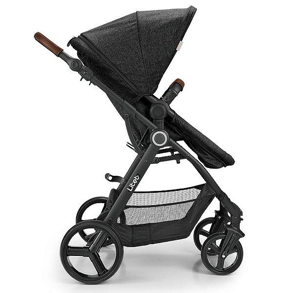 Carrinho de Bebê Litet Dayone 0-15Kgs Preto