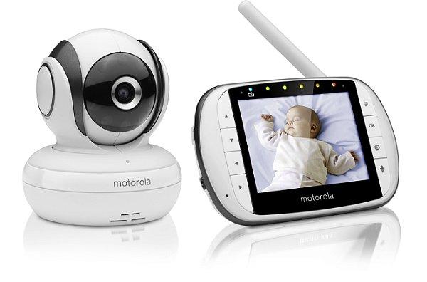 Babá Eletrônica Motorola MBP36S