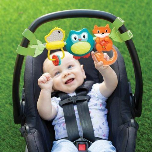 Barra de Atividades Musical Zoo Infantino