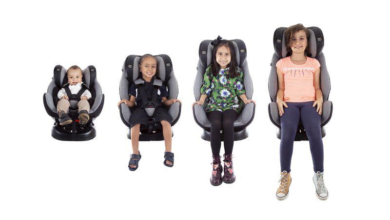 Cadeirinha Multifix Safety 1st - Cadeira Auto Multifix Cinza