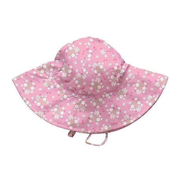 Chapéu de Banho Jardim das Flores FPS50 iPlay