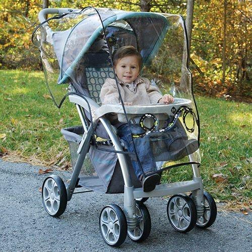 Capa de Chuva Carrinho de Bebê Safety First