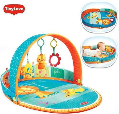 Ninho Cozy Gymini® 3-em-1 Tiny Love