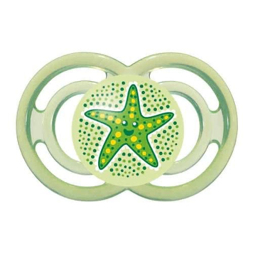 Chupeta MAM Perfect Silk Touch 6 a 36 meses Auto-esterilizável