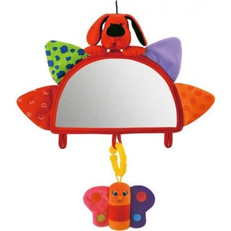 Espelho Retrovisor para Encosto do Banco Traseiro Patrick Ks Kids