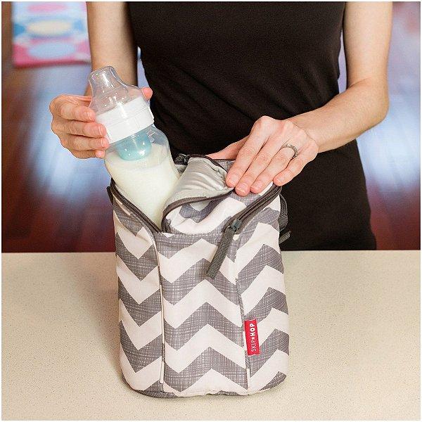 Bolsa térmica para mamadeira - Double Bottle Bag - (On the Go)