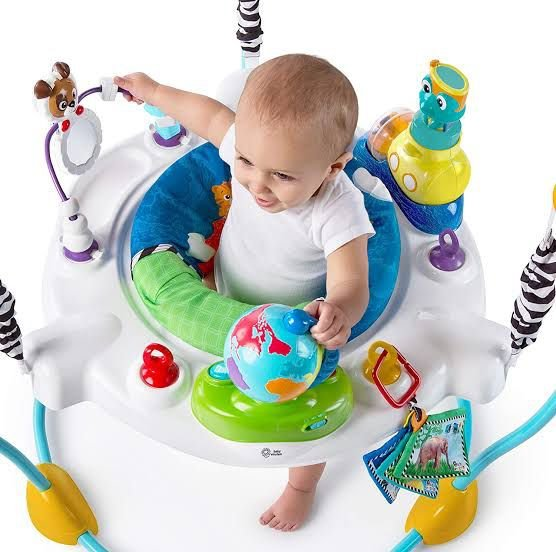 Jumper Baby Einstein Journey of Discovery Jumper Activity Center with Lights and Melodies