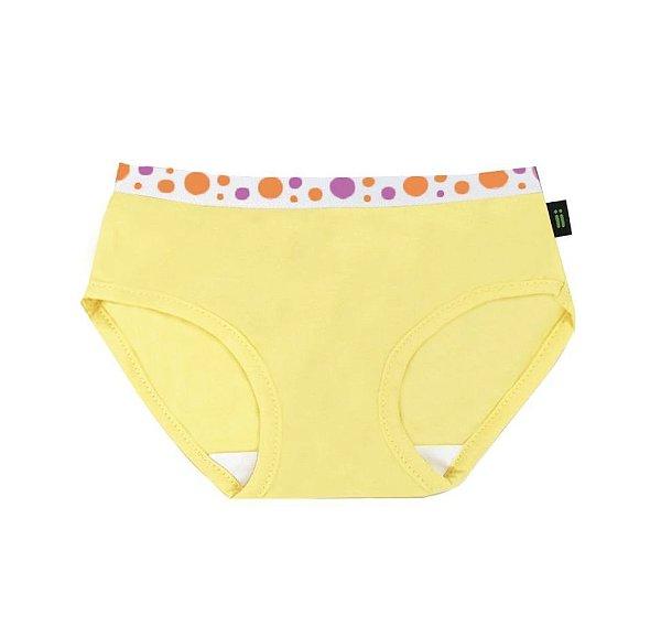 Calcinha Gumii Bikini Amarela