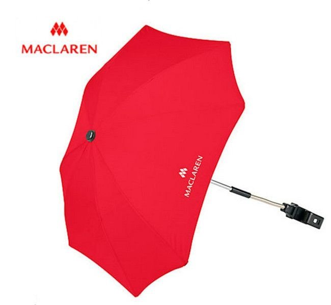 Parasol Universal Scarlet MacLaren Vermelho