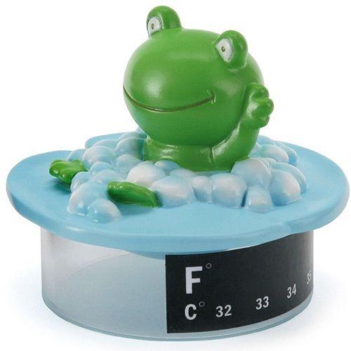 Termômetro para água do Banho Sapo