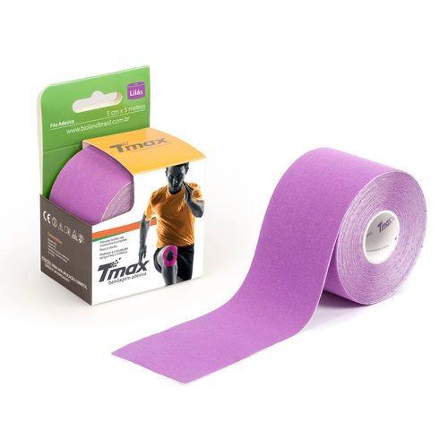Bandagem elástica adesiva TMAX 5Mx5cm Lilás