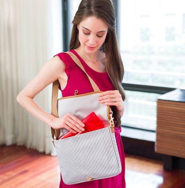 Bolsa Maternidade Diaper Bag Soho
