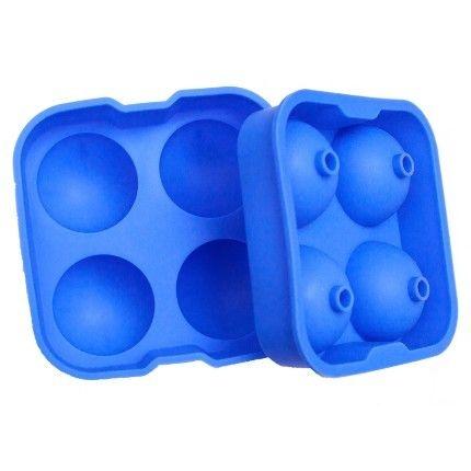Forma para gelo Sphere Azul